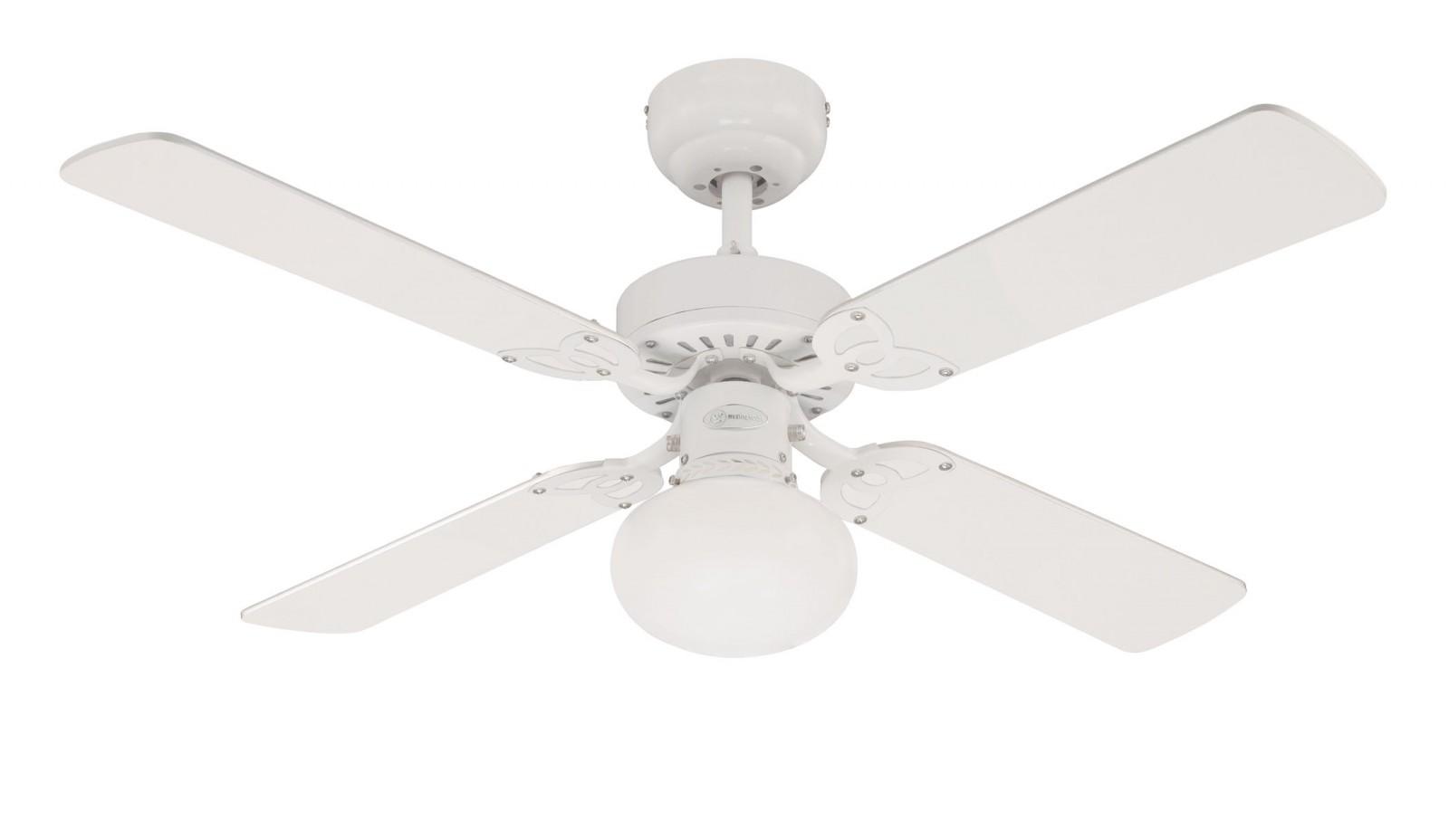 Westinghouse Elegant Classic Ceiling Fan Vegas white 105