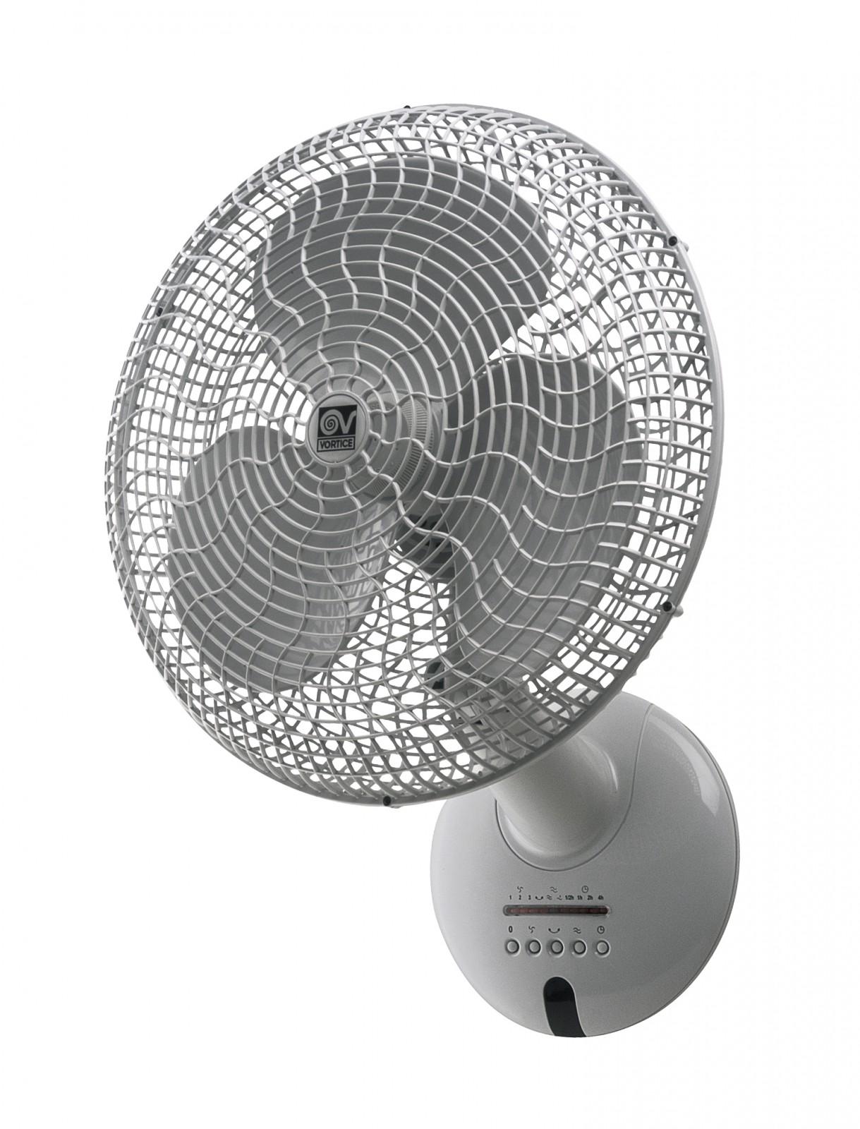 Vortice ventilatore da parete gordon w grigio chiaro in - Ventilatore da parete ...