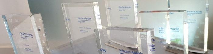 eBay Händler-Awards 2018 Kategorie Globales Geschäft