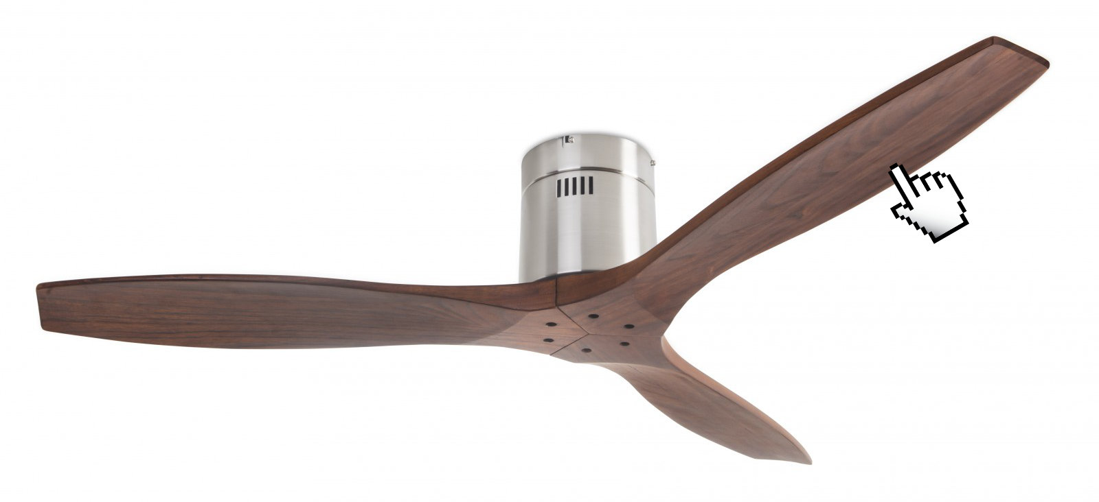 ECO Deckenventilator Stem