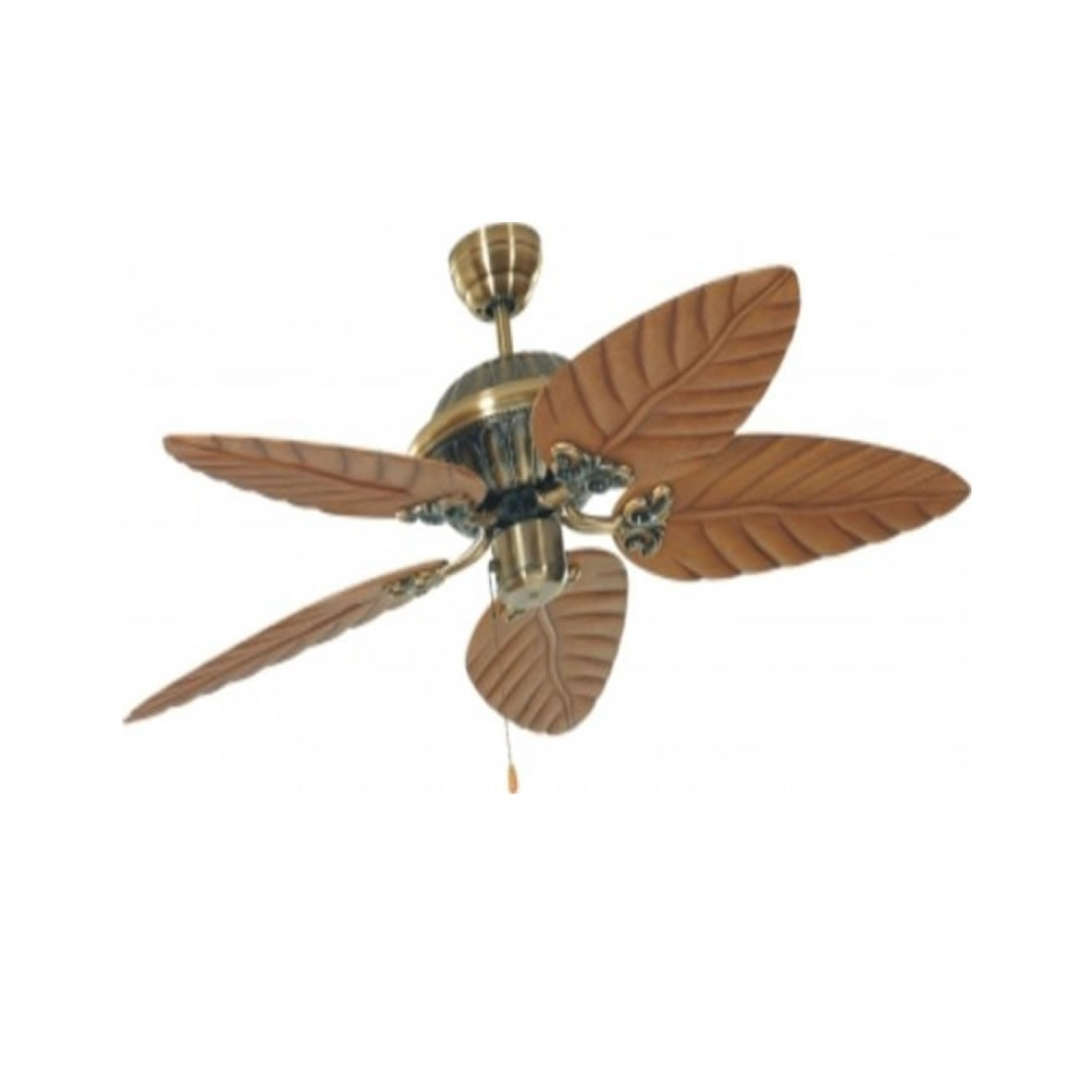 Tropical Design Ceiling Fan Downunder 132 Cm 52 With Pull