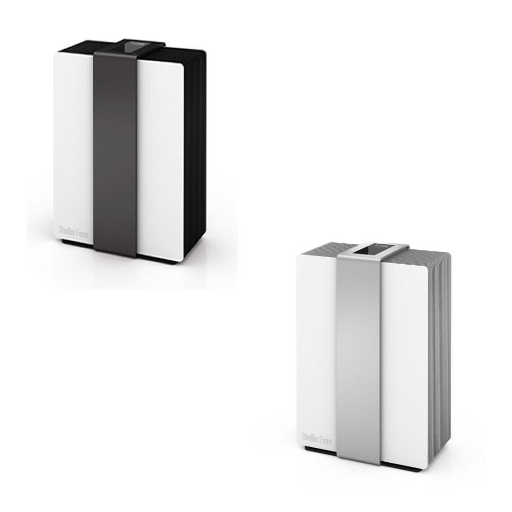 Luftwäscher / Luftbefeuchter und Luftreiniger Robert bis 80 m² Raumgröße verschiedene Farben