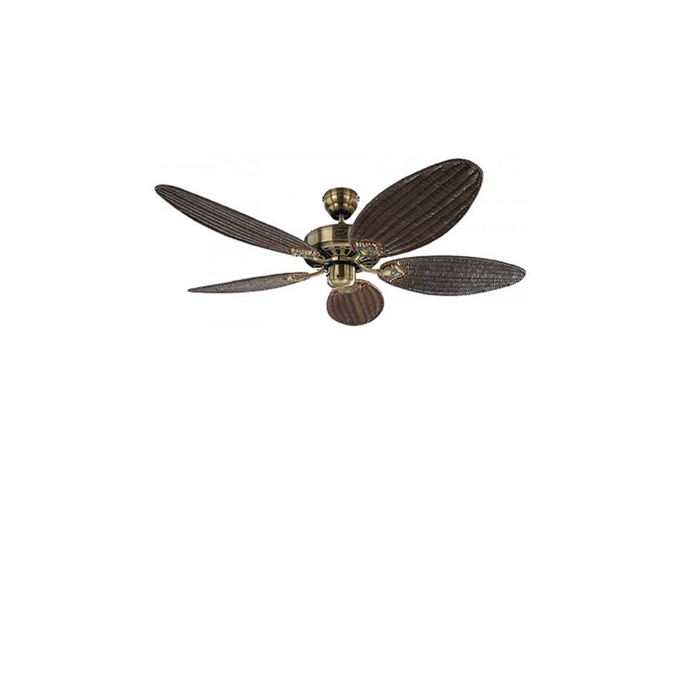 Ceiling Fan Classic ROYAL 132 Cm 52 Brass Antique With