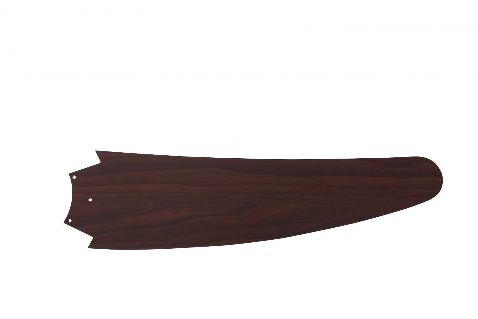 deckenventilator fabiola mit led beleuchtung und fernbedienung und fl gel walnuss 132 cm von. Black Bedroom Furniture Sets. Home Design Ideas
