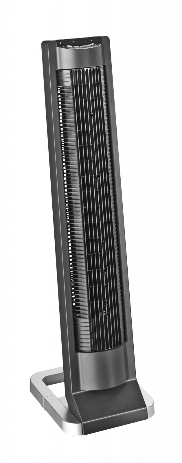 turmventilator s ulenventilator airos pin ii mit fernbedienung sommer ventilatoren aller art f r. Black Bedroom Furniture Sets. Home Design Ideas