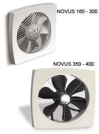 Wand- und Fensterventilator Novus / Cata LHV