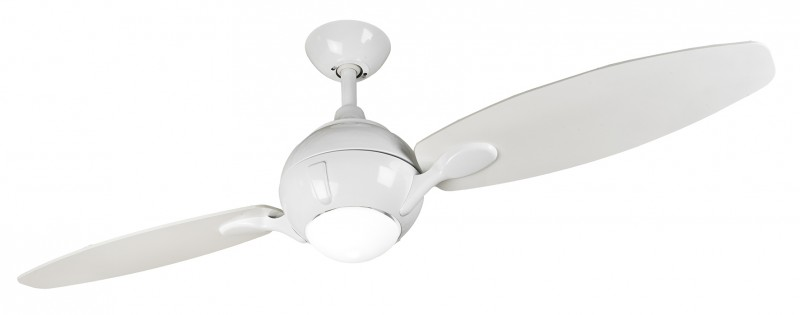 deckenventilator propeller wei mit beleuchtung 112 cm. Black Bedroom Furniture Sets. Home Design Ideas