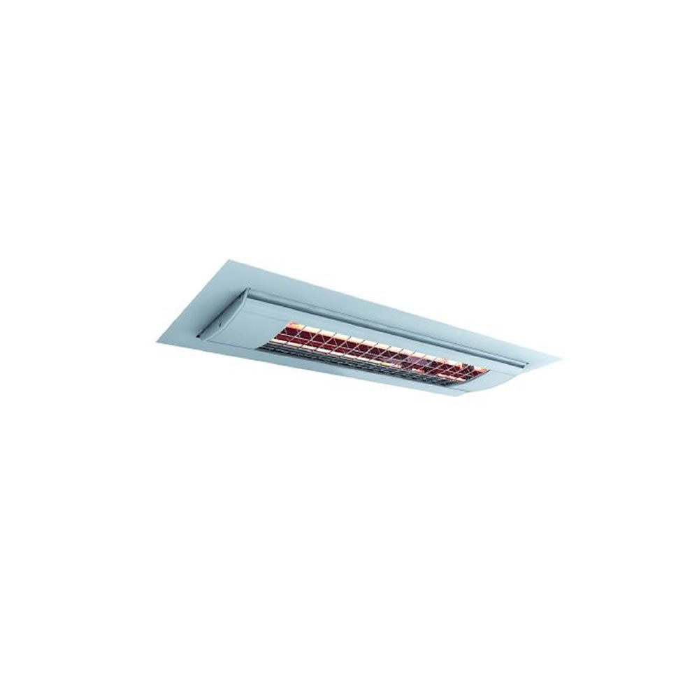 Flush mount infrared heater solamagic 500 watt ip24 - Infrared bathroom ceiling heaters ...