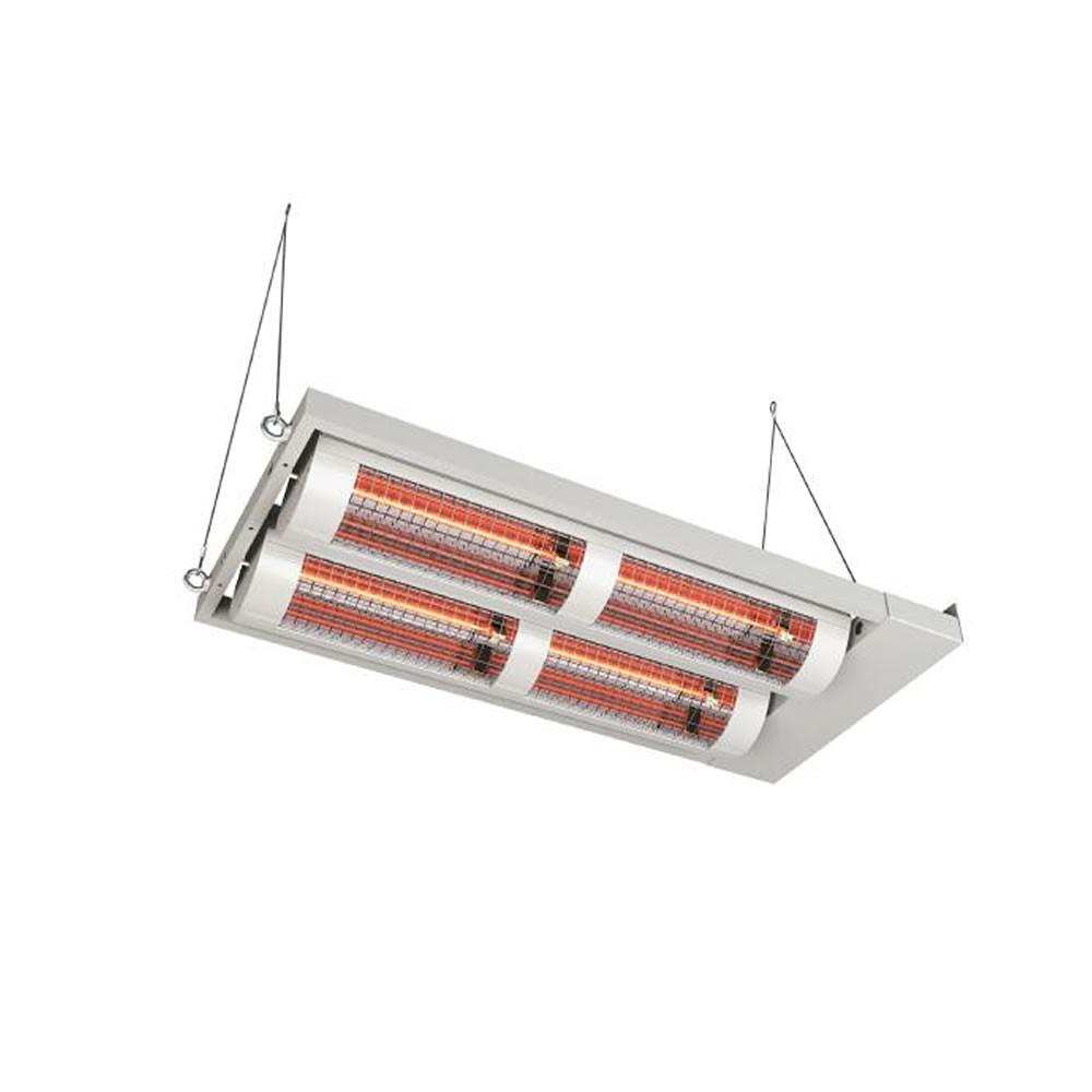 infrarot heizstrahler solamagic 8000 watt eco ip24 mit deckenhalterung in verschiedenen farben. Black Bedroom Furniture Sets. Home Design Ideas