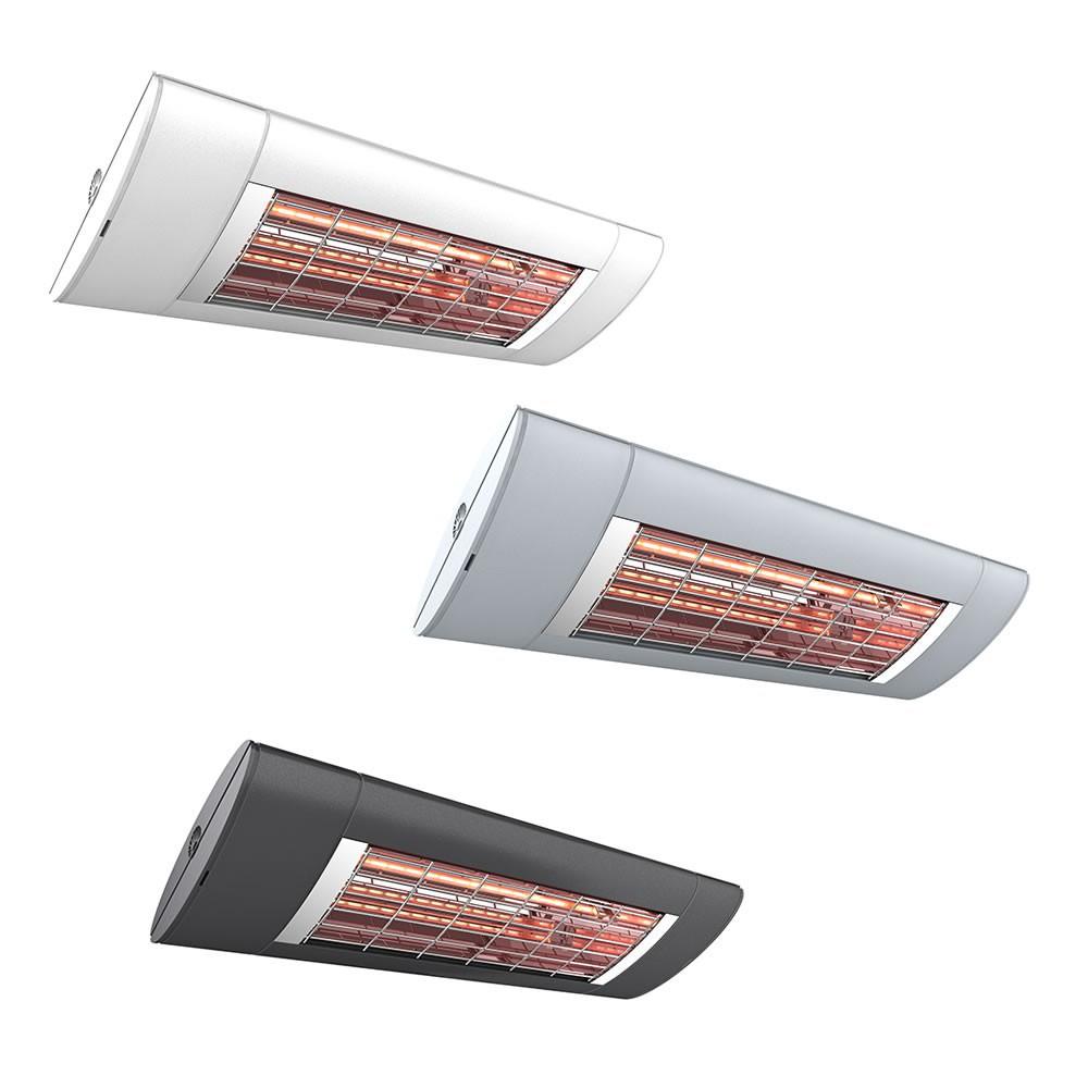 infrarot heizstrahler solamagic s1 2000 watt ip44 in verschiedenen farben infrarotstrahler f r. Black Bedroom Furniture Sets. Home Design Ideas
