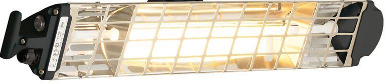 infrarot heizstrahler fiore 1200 watt mit und ohne stecker schalter ip65 infrarotstrahler f r. Black Bedroom Furniture Sets. Home Design Ideas